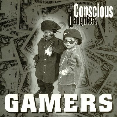 The Conscious Daughters – Gamers (CDS) (1996) (FLAC + 320 kbps)