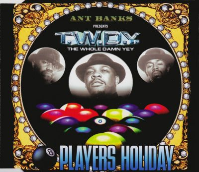 T.W.D.Y. – Players Holiday (CDS) (1999) (FLAC + 320 kbps)