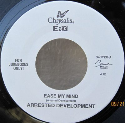 Arrested Development – Ease My Mind (VLS) (1994) (FLAC + 320 kbps)