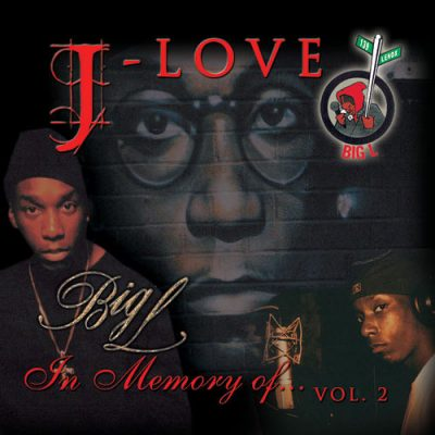 J-Love Presents Big L – In Memory Of… Vol. 2 (CD) (2008) (FLAC + 320 kbps)