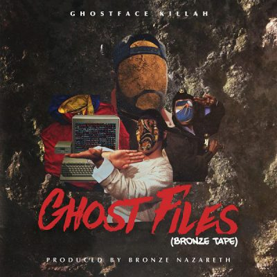 Ghostface Killah – Ghost Files: Bronze Tape (WEB) (2018) (FLAC + 320 kbps)