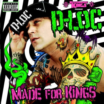D-Loc – Made For Kings (WEB) (2010) (320 kbps)
