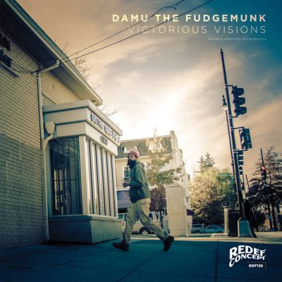 Damu The Fudgemunk – Victorious Visions (WEB) (2018) (320 kbps)