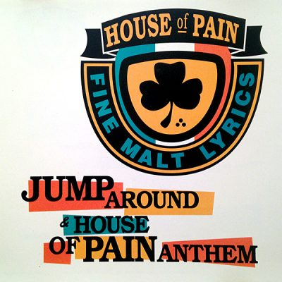 House Of Pain – Jump Around / House Of Pain Anthem (CDS) (1992) (FLAC + 320 kbps)