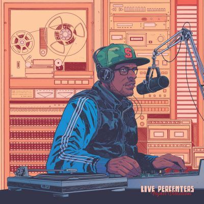 Live Percenters – Higher Vibrations (WEB) (2018) (FLAC + 320 kbps)