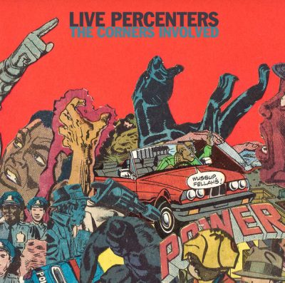 Live Percenters – The Corners Involved (WEB) (2013) (FLAC + 320 kbps)