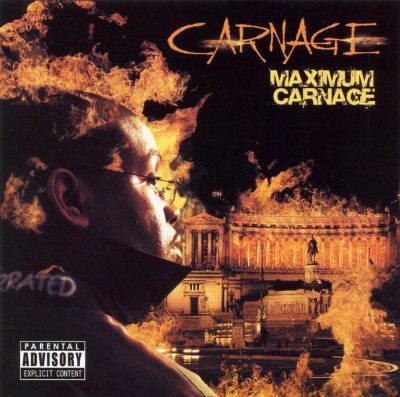 Carnage – Maximum Carnage (CD) (2007) (FLAC + 320 kbps)