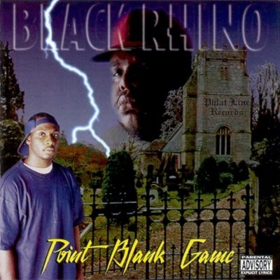 Black Rhino – Point Blank Game (CD) (1995) (FLAC + 320 kbps)