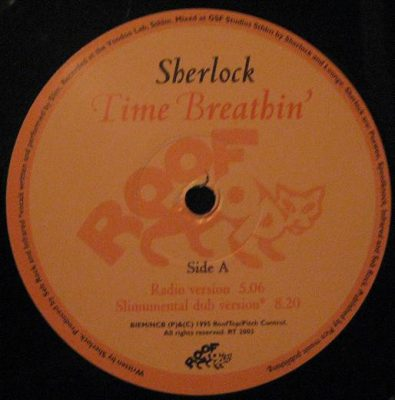 Sherlock – Time Breathin' (VLS) (1995) (FLAC + 320 kbps)