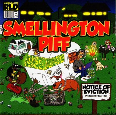 Smellington Piff – Notice Of Eviction (WEB) (2014) (FLAC + 320 kbps)