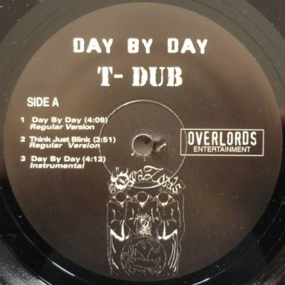 T-Dub – Day By Day (VLS) (1996) (FLAC + 320 kbps)