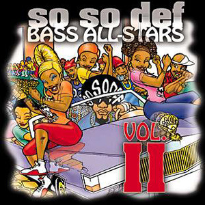 VA – So So Def Bass All-Stars Volume 2 (CD) (1997) (FLAC + 320 kbps)