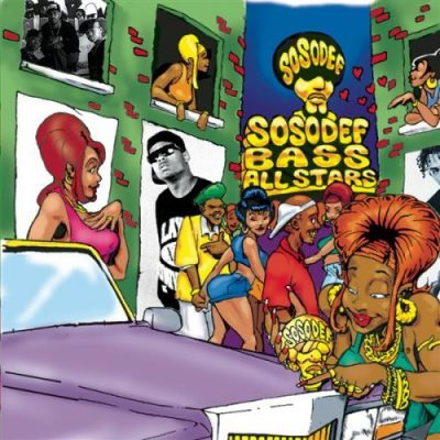 VA – So So Def Bass All-Stars (CD) (1996) (FLAC + 320 kbps)