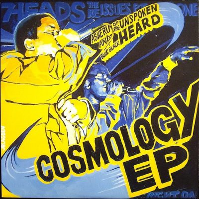 Asheru & Blue Black Of The Unspoken Heard – Cosmology EP (WEB) (1997) (FLAC + 320 kbps)