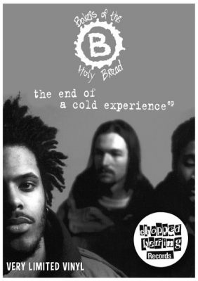 Bakers Of The Holy Bread – The End Of A Cold Experience EP (Vinyl) (2014) (FLAC + 320 kbps)