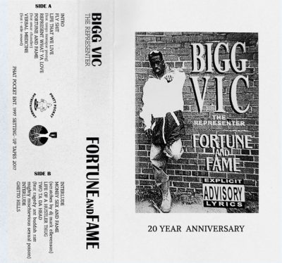 Bigg Vic – Fortune And Fame (WEB) (1997-2018) (FLAC + 320 kbps)
