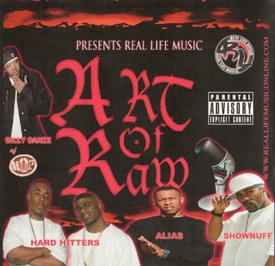 VA – Billy Danze Presents: Real Life Music Art Of Raw (CD) (2008) (FLAC + 320 kbps)