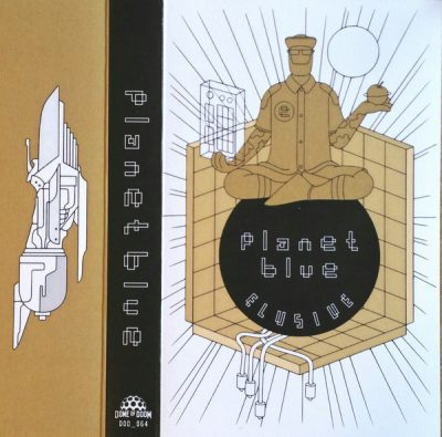 Elusive – Planet Blue (WEB) (2018) (FLAC + 320 kbps)