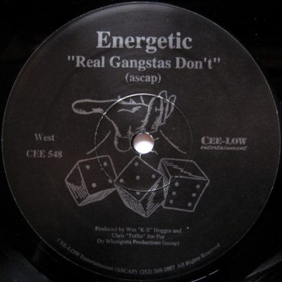 Energetic – Real Gangstas Don't (VLS) (1996) (VBR V0)