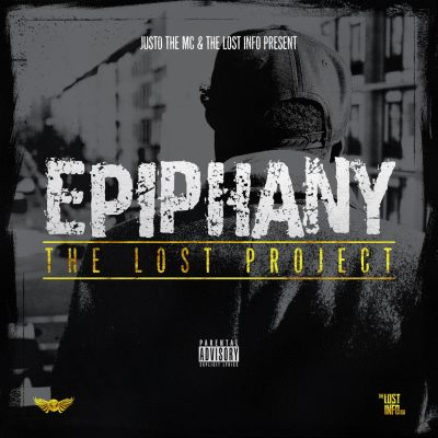 Justo The MC & The Lost Info – Epiphany: The Lost Project (WEB) (2018) (320 kbps)