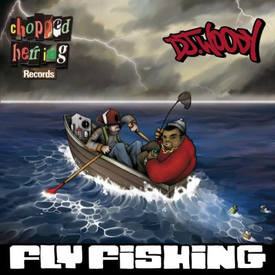 DJ Woody ‎- Fly Fishing (Cassette) (2015) (FLAC + 320 kbps)