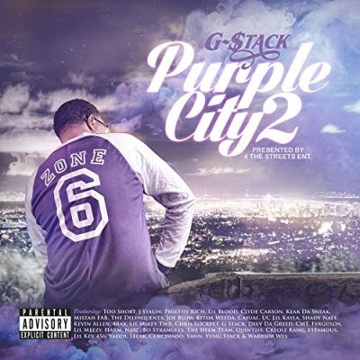 G-Stack – Purple City 2 (WEB) (2019) (320 kbps)