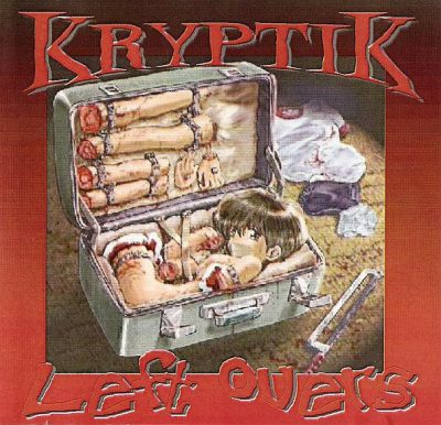 Kryptik – Left Overs (CD) (2003) (FLAC + 320 kbps)