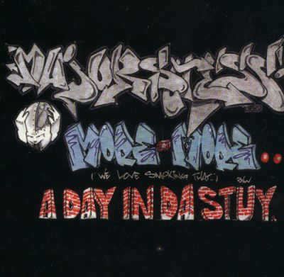 Major Stress – More And More / A Day In Da Stuy (CDS) (1995) (320 kbps)