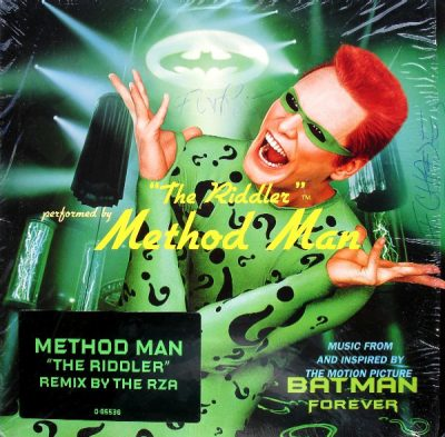Method Man – The Riddler (VLS) (1995) (FLAC + 320 kbps)