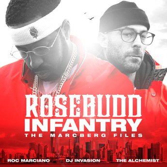 Roc Marciano & The Alchemist – Rosebudd Infantry: The Marcberg Files (WEB) (2019) (320 kbps)