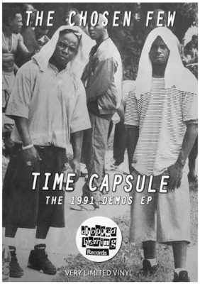 The Chosen Few – Time Capsule: The 1991 Demos EP (Vinyl) (2015) (FLAC + 320 kbps)