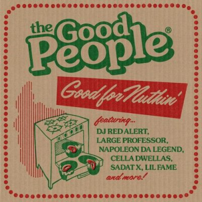 The Good People – Good For Nuthin (WEB) (2019) (FLAC + 320 kbps)