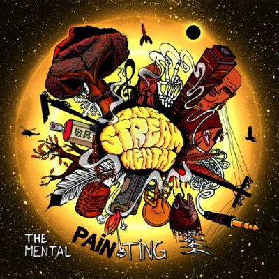One Stream Mental – The Mental Pain​-​ting (WEB) (2018) (320 kbps)