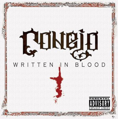 Conejo – Written In Blood (WEB) (2012) (320 kbps)