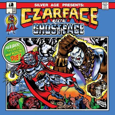 Czarface & Ghostface Killah – Czarface Meets Ghostface (WEB) (2019) (FLAC + 320 kbps)