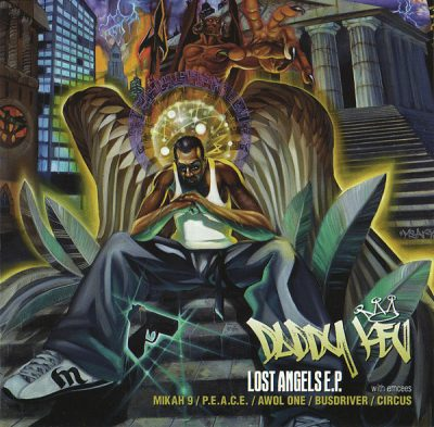Daddy Kev – Lost Angels E.P. (WEB) (2001) (320 kbps)
