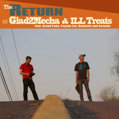 Glad2Mecha & Ill Treats – The Return (WEB) (2019) (320 kbps)