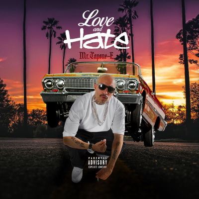 Mr. Capone-E – Love And Hate (WEB) (2019) (320 kbps)
