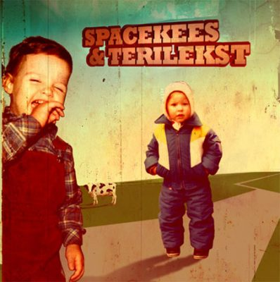 Spacekees & Terilekst – Spacekees & Terilekst (WEB) (2005) (320 kbps)