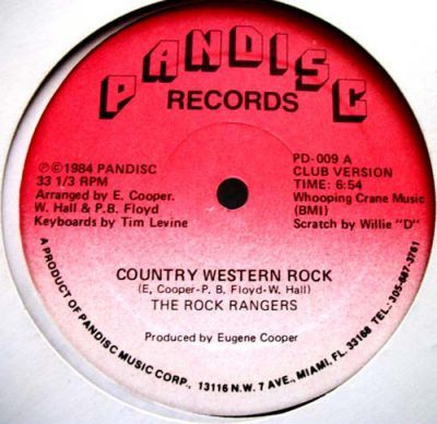 The Rock Rangers – Country Western Rock (VLS) (1984) (FLAC + 320 kbps)
