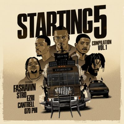 VA – Mass Appeal Presents: Starting 5 Vol. 1 (WEB) (2019) (320 kbps)