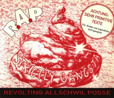 Revolting Allschwil Posse – Summer EP (CD) (1995) (FLAC + 320 kbps)