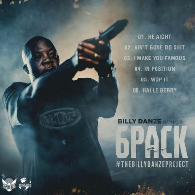 Billy Danze – 6 Pack EP (WEB) (2019) (320 kbps)