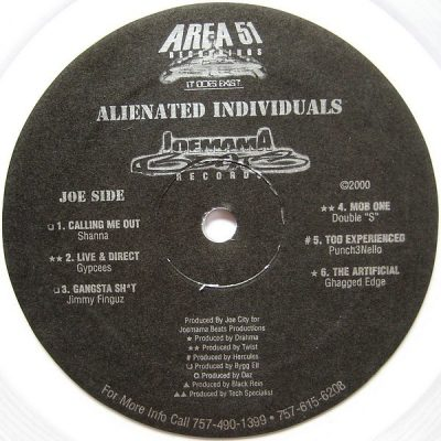 VA – Alienated Individuals (Vinyl) (2000) (VBR V0)