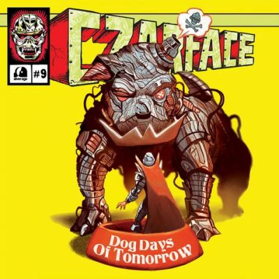 Czarface – Dog Days Of Tomorrow EP (WEB) (2018) (320 kbps)