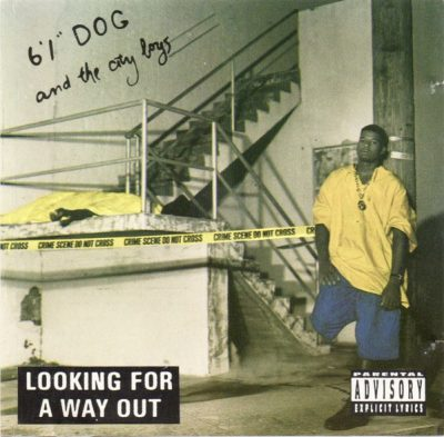 6'1″ Dog And The City Boys – Looking For A Way Out (WEB) (1993) (320 kbps)