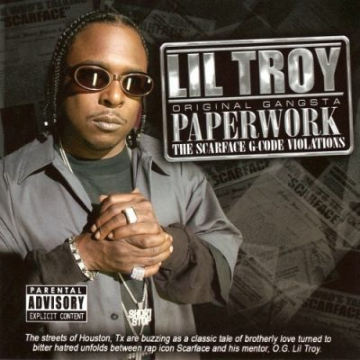 Lil Troy – Paperwork (CD) (2006) (320 kbps)