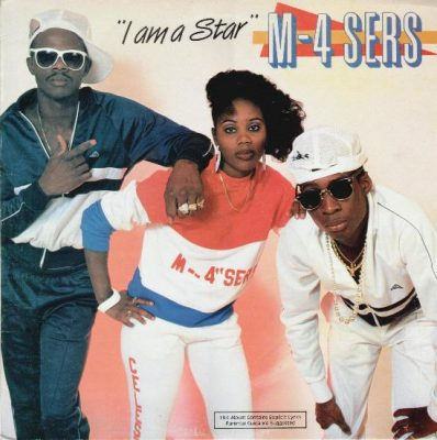 M-4 Sers – I Am A Star (WEB) (1987) (320 kbps)