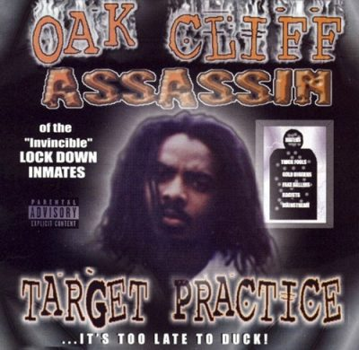 Oak Cliff Assassin – Target Practice (CD) (2001) (320 kbps)