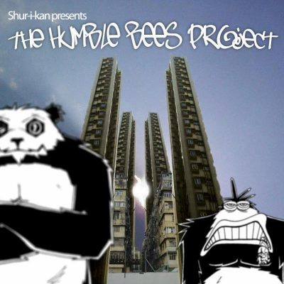 Shur-I-Kan – The Humble Bees Project (CD) (2009) (320 kbps)